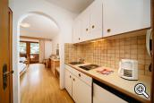 Holiday apartment Type B – kitchen